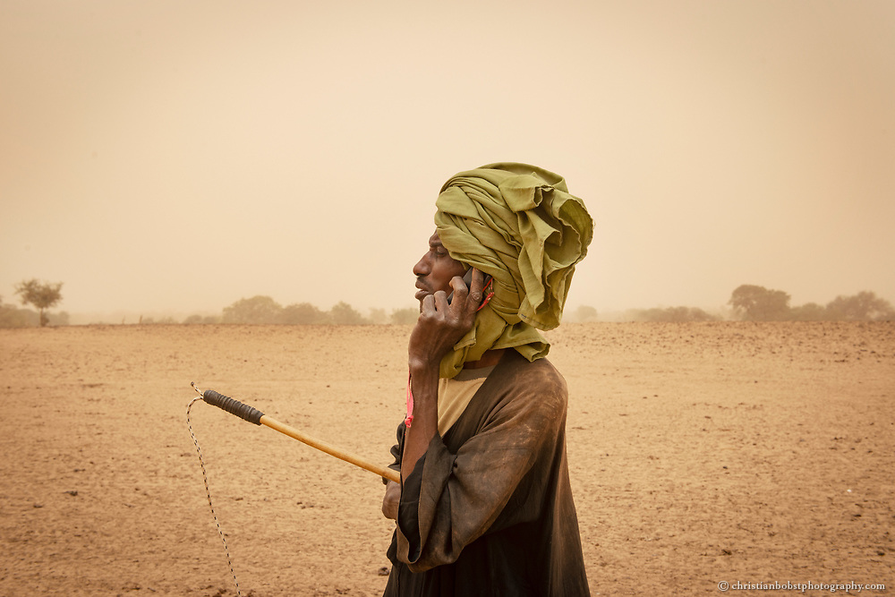 Farmers in Yonoféré, Senegal (documenting irrigation projects for HEKS, a Swiss NGO)