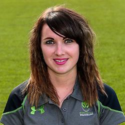 Alexandra Cox - Mandatory by-line: Robbie Stephenson/JMP - 25/08/2017 - RUGBY - Sixways Stadium - Worcester, England - Worcester Warriors Headshots