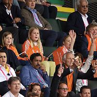 DEN HAAG - Rabobank Hockey World Cup<br /> 38 Final: Australia - Netherlands<br /> Foto: het Koningshuis.<br /> COPYRIGHT FRANK UIJLENBROEK FFU PRESS AGENCY