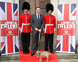DAVID WALLIAMS attends the press launch for 'Britain's Got Talent' at St Luke's Church, London, United Kingdom. Wednesday, 9th April 2014. Picture by  i-Images