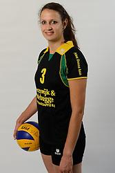 29-10-2014 NED: Selectie Prima Donna Kaas Huizen vrouwen, Huizen<br /> Selectie seizoen 2014-2015 / Danielle de Hooge