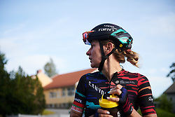 Alena Amialiusik (BLR) after Ladies Tour of Norway 2019 - Stage 2, a 131 km road race from Mysen to Askim, Norway on August 23, 2019. Photo by Sean Robinson/velofocus.com