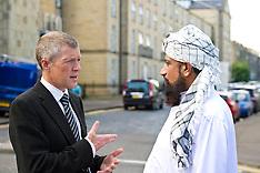 Willie Rennie visits Edinburgh Mosque | Edinburgh | 23 June 2016