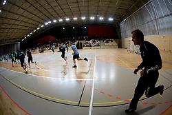 Aljosa Rezar at Open training session for the public of Slovenian handball National Men team before European Championships Austria 2010, on December 27, 2009, in Terme Olimia, Podcetrtek, Slovenia.  (Photo by Vid Ponikvar / Sportida)