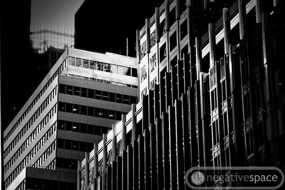 Buildings along Lexington Avenue, New York City