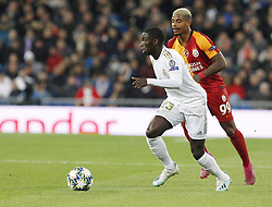 November 6, 2019, Madrid, Spain: Real Madrid CF's Ferland Mendy during the UEFA Champions League match between  Real Madrid and Galatasaray SK at the Santiago Bernabeu in Madrid. (Credit Image: © Manu Reino/SOPA Images via ZUMA Wire)