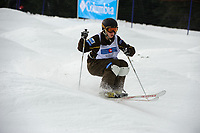 CANADA POST FREESTYLE GRAND PRIX, FIS WORLD CUP, CYPRESS MOUNTAIN, VANCOUVER, BRITISH COLUMBIA, CANADA - Ladies Moguls , Jennifer Heil (CAN): Photo by Peter Llewellyn