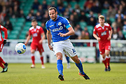Eastleigh Midfielder, Sam Togwell (14) during the Vanarama National League match between Eastleigh and Wrexham FC at Arena Stadium, Eastleigh, United Kingdom on 29 April 2017. Photo by Adam Rivers.