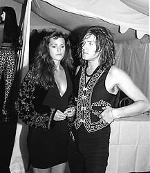 SIMON & YASMIN LE BON in May 1989