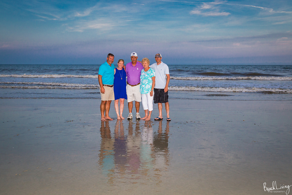Katie Henritz family vacation 2018