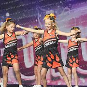 1037_Tiger Cheer Cheerleading Club - Morgans Tigers