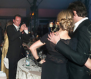 ROBERT HANSON, Evgeny Lebedev and Graydon Carter hosted the Raisa Gorbachev charity Foundation Gala, Stud House, Hampton Court, London. 22 September 2011. <br /> <br />  , -DO NOT ARCHIVE-© Copyright Photograph by Dafydd Jones. 248 Clapham Rd. London SW9 0PZ. Tel 0207 820 0771. www.dafjones.com.