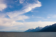 Jackson Lake, Grand Teton National Park, Wyoming