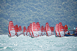 Fleet RSX Women<br />Day5, 2015 Youth Sailing World Championships,<br />Langkawi, Malaysia