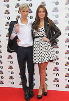 Sam Faiers; Harry Durbidge BBC Radio 1 Teen Awards, Wembley Arena, London, UK. 09 October 2011. Contact: Rich@Piqtured.com +44(0)7941 079620 (Picture by Richard Goldschmidt)