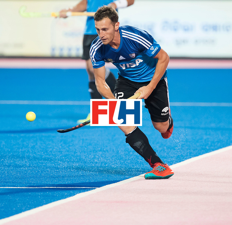 Odisha Men's Hockey World League Final Bhubaneswar 2017<br /> Match id:14<br /> England v Argentina , Quater Final<br /> Foto: Lucas Vila (Arg) <br /> WSP COPYRIGHT KOEN SUYK