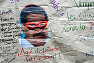 Caracas, Venezuela - 02/03/2014:<br /> Gran Concentraci&oacute;n convocada por los estudiantes. Partiendo de diferentes puntos de la ciudad  y marchar hasta la Plaza Bri&oacute;n de Chacaito. <br /> (Ramon Lepage / Orinoquiaphoto)