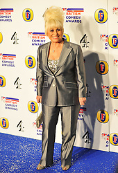 © Licensed to London News Pictures. 16/12/2011. London, England. Barbara Windsor attends the Channel 4 British Comedy Awards  in Wembley London .  Photo credit : ALAN ROXBOROUGH/LNP