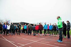 Blaz Strozer at First meeting of Adidas running school - Adidasova poletna sola teka 2015, on March 27, 2015 in Kodeljevo, Ljubljana, Slovenia. Photo by Vid Ponikvar / Sportida