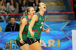 Azerbaijan Kseniya Kovalenko celebrates
