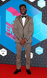 Tinie Tempah arriving at the 2016 MTV Europe Music Awards at the Ahoy Rotterdam on November 6 2016 in Rotterdam, Netherlands. EXPA Pictures &copy; 2016, PhotoCredit: EXPA/ Avalon/ Famous<br /> <br /> *****ATTENTION - for AUT, SLO, CRO, SRB, BIH, MAZ, SUI only*****