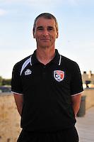 Denis Zanko - 28.09.2015 - Photo officielle - Laval - Ligue 2<br /> Photo : Philippe Le Brech / Icon Sport
