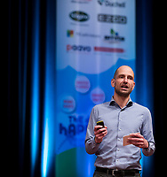 BUSSUM - NVG / NGF/ PGA congres 2018. The drive to happiness. Joost Booij.   COPYRIGHT KOEN SUYK
