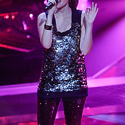NLD/Hilversum/20121109 - The Voice of Holland 1e liveuitzending, Tessa Belinfante