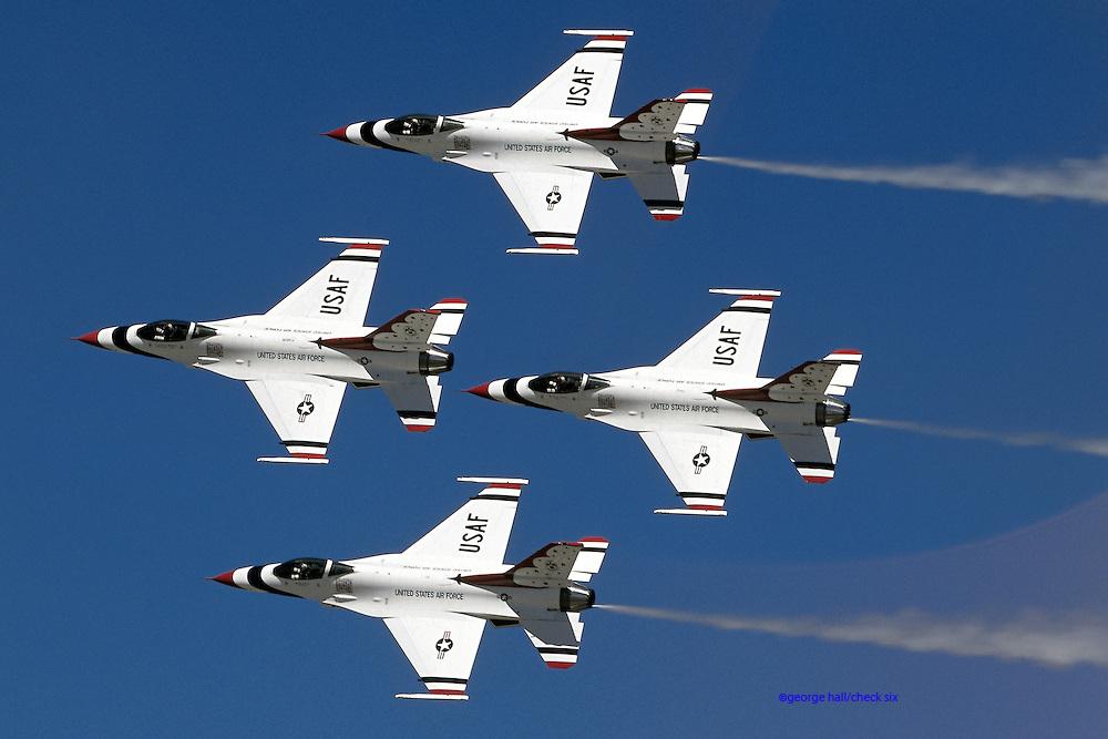 F-16C TBirds