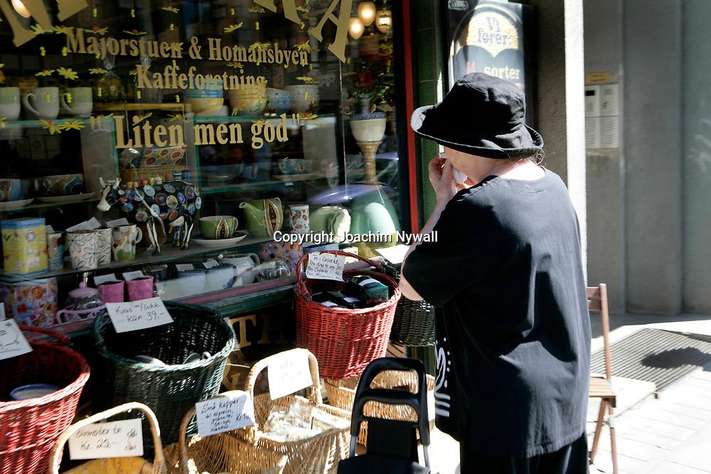 Oslo Norge 2006 07<br /> Kuriosa shop vid Majorstuen i Oslo<br /> <br /> <br /> ----<br /> FOTO : JOACHIM NYWALL KOD 0708840825_1<br /> COPYRIGHT JOACHIM NYWALL<br /> <br /> ***BETALBILD***<br /> Redovisas till <br /> NYWALL MEDIA AB<br /> Strandgatan 30<br /> 461 31 Trollh&auml;ttan<br /> Prislista enl BLF , om inget annat avtalas.