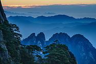 Asia, China, Chinese, Anhui Province, Mount Huangshan, UNESCO, World Heritage, Yellow Mountain