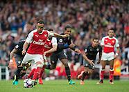 Arsenal v Southampton - Premier League - 10/09/2016