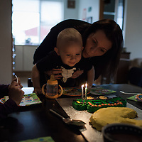 My son´s 2 year old birthday