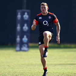 Jason Woodward during the England Rugby training session at Jonsson Kings Park Stadium,Durban.South Africa. 13,06,2018 Photo by (Steve Haag JMP)