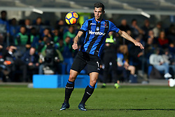 January 21, 2018 - Bergamo, Italy - Remo Freuler of Atalanta  during the Italian Serie A football match Atalanta Vs Napoli on January 21, 2018 at the 'Atleti Azzurri d'Italia Stadium' in Bergamo. (Credit Image: © Matteo Ciambelli/NurPhoto via ZUMA Press)