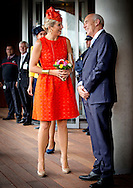 2-September 2013 , Wageningen,  Queen Maxima attends the opening ceremony  of the academic year of The Universty of Wageningen . COPYRIGHT ROBIN UTRECHT