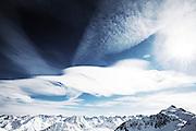 Andermatt - mountain summits