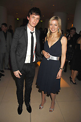 EDDIE REDMAYNE and LADY HELEN TAYLOR at 'Not Another Burns Night' in association with CLIC Sargebt and Children's Hospice Association Scotland held at ST.Martins Lane Hotel, London on 3rd March 2008.<br />