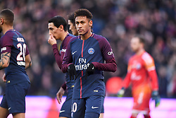 February 17, 2018 - Paris, France - 10 NEYMAR JR (psg) - JOIE (Credit Image: © Panoramic via ZUMA Press)