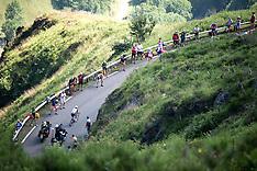 2016 Tour De France Stage 7 L'Isle-Jourdain to Lac de Payolle