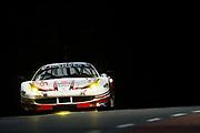 June 14-19, 2016: 24 hours of Le Mans. FORMULA RACING, FERRARI 458 ITALIA, Johnny LAURSEN, Mikkel MAC JENSEN, LM GTE AM