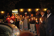 Memorial service and candle vigil for Sheldon McKenzie, 40, a Jaimaican migrant worker who died on 17 September after a long hospital stay. He leaves behind two teenage children. Sheldon McKenzie, 40 years old, was a Jamaican father and migrant worker who passed away in September 2015. A memorial service and candle light vigil was held in his honour on 04 October 2015 at the Leamington United Church of Canada and Italian Centennial Park.