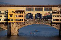 bridge Pont Vecchio, Florence