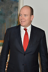 H.S.H.PRINCE ALBERT II OF MONACO at the Fortune Forum Club dinner in the presence of HSH Prince Albert II of Monaco held at The Dorchester, Park Lane, London on 15th January 2014.