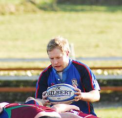 Westport's Scrum half Tom Ellard..Pic Conor McKeown.