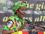 Harare: Grace Mugabe address the ZANU PF Women's League - 27 July 2017