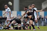 Richard Wigglesworth   - 05.04.2015 - Racing Metro 92 / Sarances - 1/4Finale European Champions Cup<br />