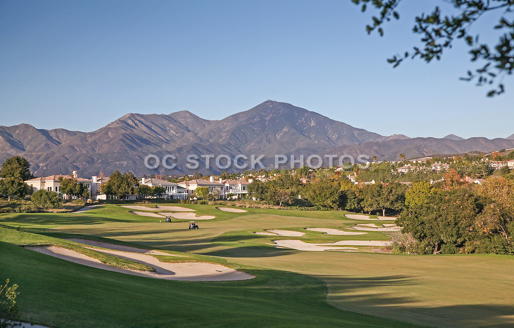 Dove Canyon Golf Course Orange County California
