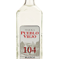 Pueblo Viejo Blanco 104 -- Image originally appeared in the Tequila Matchmaker: http://tequilamatchmaker.com