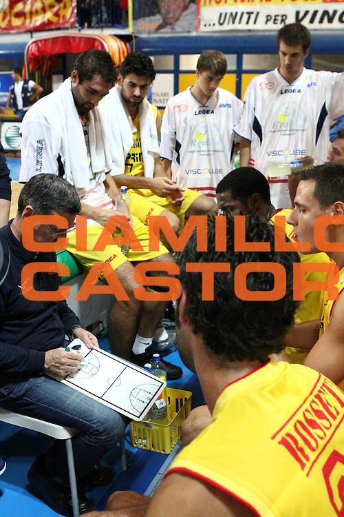 DESCRIZIONE : Veroli Lega Basket A2 ottavi di finale ritorno qualificazioni final four eurobet 2012-13  Prima Veroli Fmc Ferentino <br /> GIOCATORE : team<br /> CATEGORIA : time out<br /> SQUADRA : Prima Veroli<br /> EVENTO : Lega Basket A2 ottavi di finale ritorno qualificazioni final four eurobet 2012-13 <br /> GARA :  Prima Veroli Fmc Ferentino<br /> DATA : 30/09/2012<br /> SPORT : Pallacanestro <br /> AUTORE : Agenzia Ciamillo-Castoria/ M.Simoni<br /> Galleria : Lega Basket A2 2012-2013 <br /> Fotonotizia :  Veroli Lega Basket A2 ottavi di finale ritorno qualificazioni final four eurobet 2012-13  Prima Veroli Fmc Ferentino <br /> Predefinita :